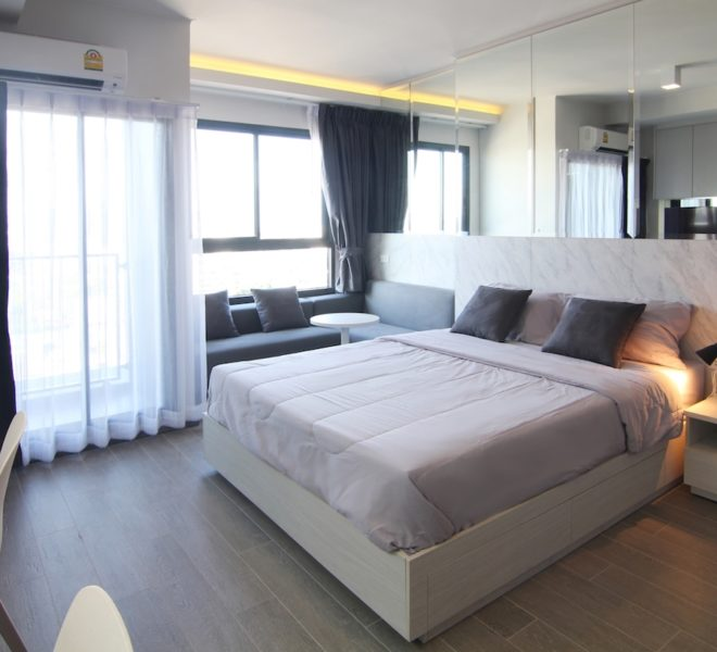 Condo for sale near BTS Bang Chak - 1 bedroom - mid-floor - Ideo Sukhumvit 93