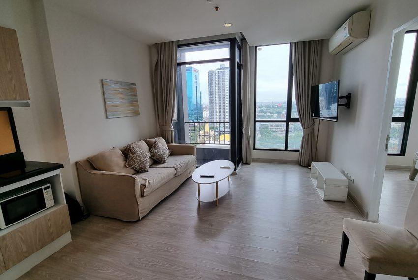 1-bedroom condo