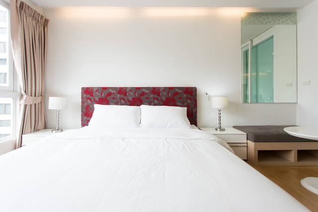 15 Sukhumvit Residence-1bedroom-rent-Bed 2