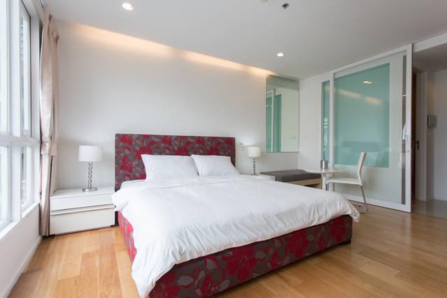 15 Sukhumvit Residence-1bedroom-rent-Bed