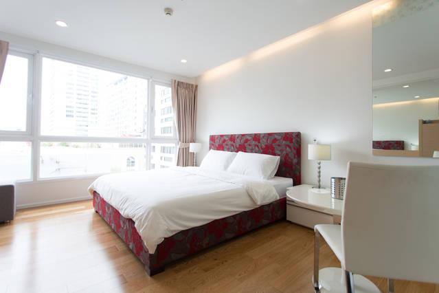 15 Sukhumvit Residence-1bedroom-rent-City View