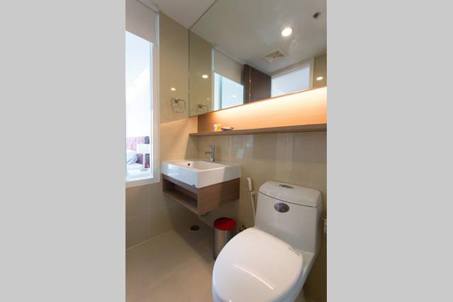 15 Sukhumvit Residence-1bedroom-rent-Toilet
