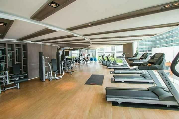 15 Sukhumvit Residence - 2 beds 1 bath - Fitness