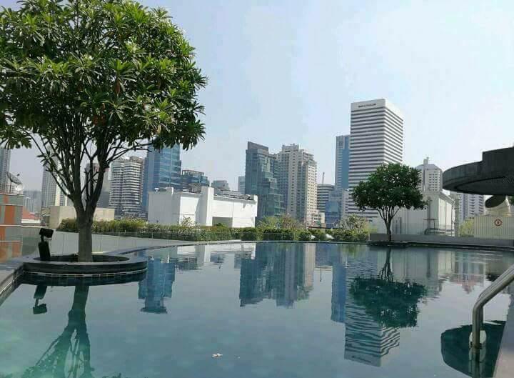 15 Sukhumvit Residence - 2 beds 1 bath - Swiming Pool