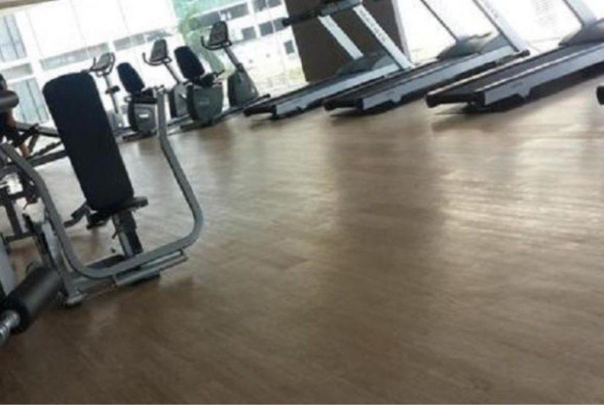 15 Sukhumvit Residences Condo in Asoke - Nana - fitness