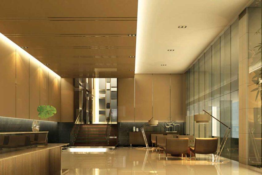 15 Sukhumvit Residences Condo in Asoke - Nana - lobby