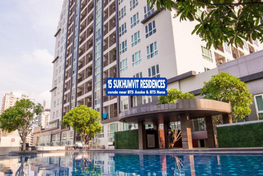 15 Sukhumvit Residences condo - REMAX Bangkok
