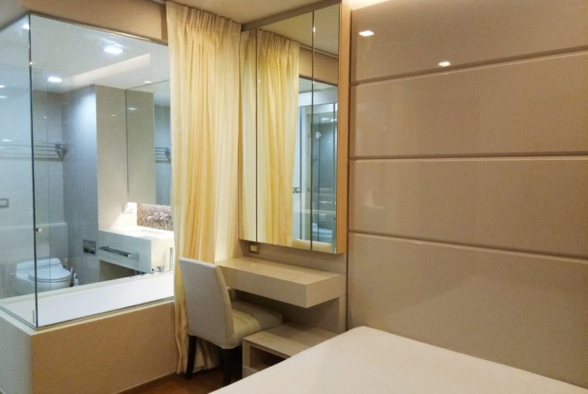 The Address Asoke 1-bedroom for sale 39 floor
