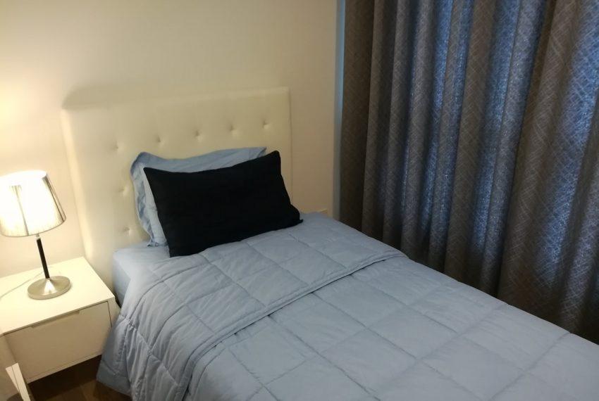2-Bedroom Near BTS Asoke Rent - Mid Floor in 15 Sukhumvit Residences