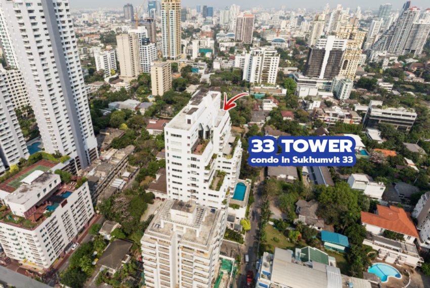 33 Tower 1 - REMAX CondoDee