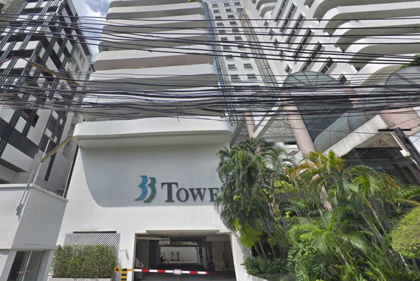 33 Tower condominium - street view