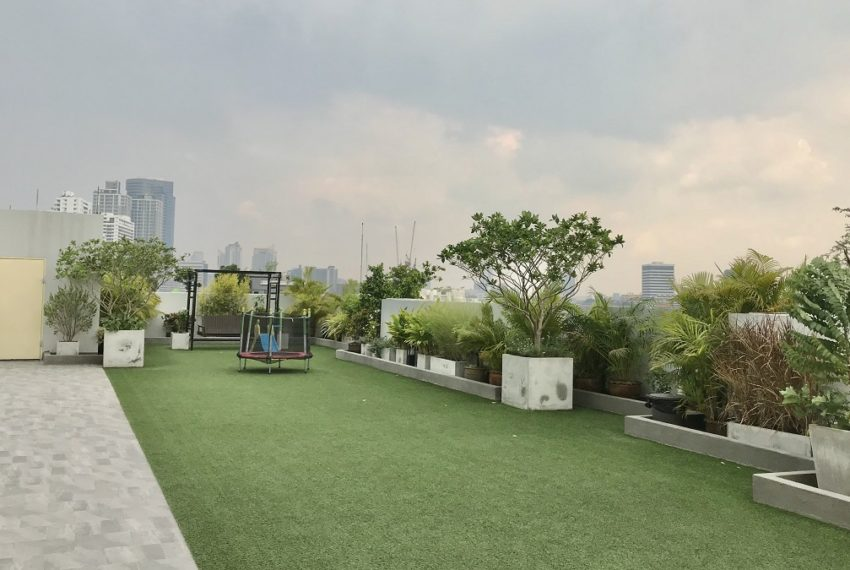 39 Suites - rooftop garden