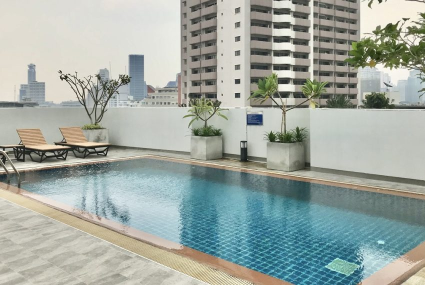39 Suites - rooftop swimming pool