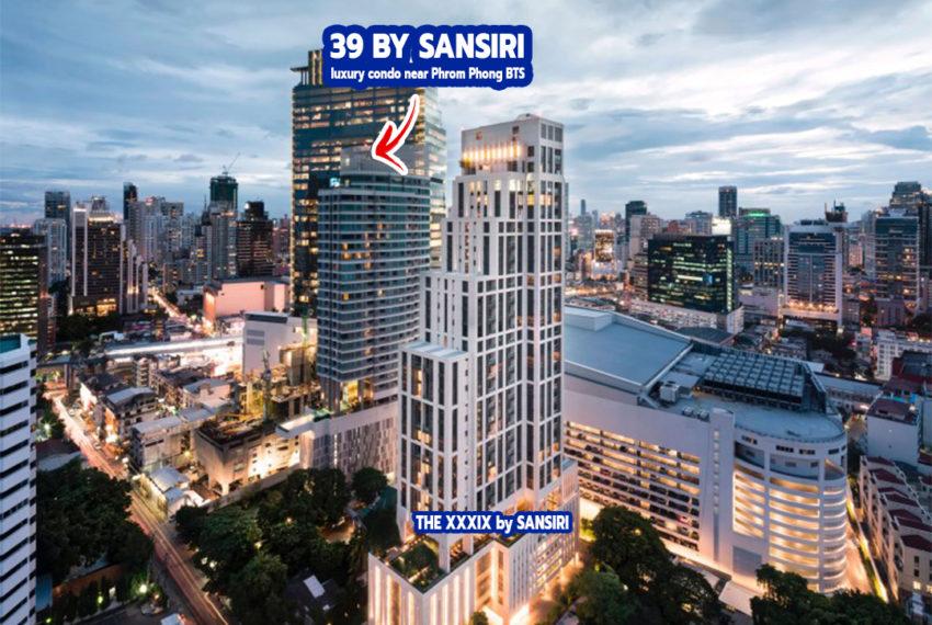 39 by Sansiri condominium - REMAX CondoDee