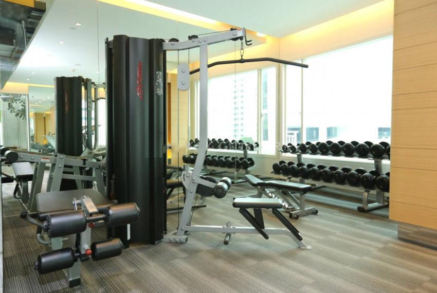 39 by Sansiri condominium - gym