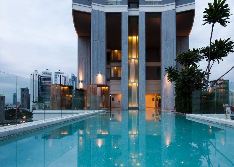 39 by Sansiri condominium - infinity pool