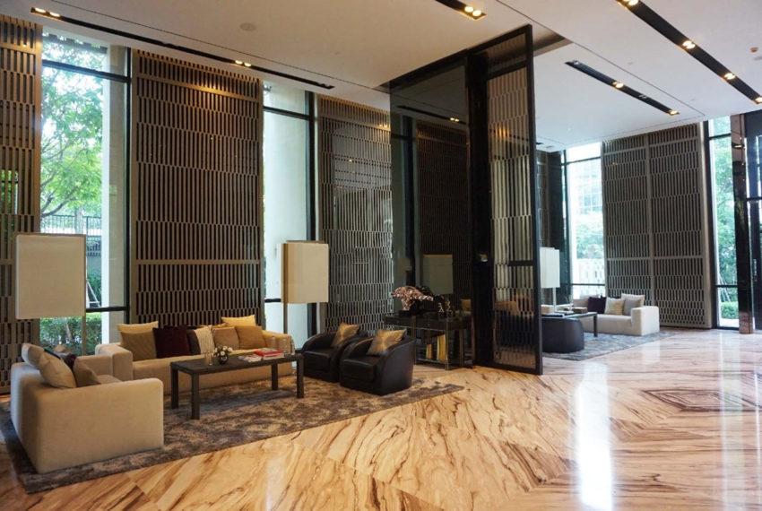 39 by Sansiri condominium - lobby