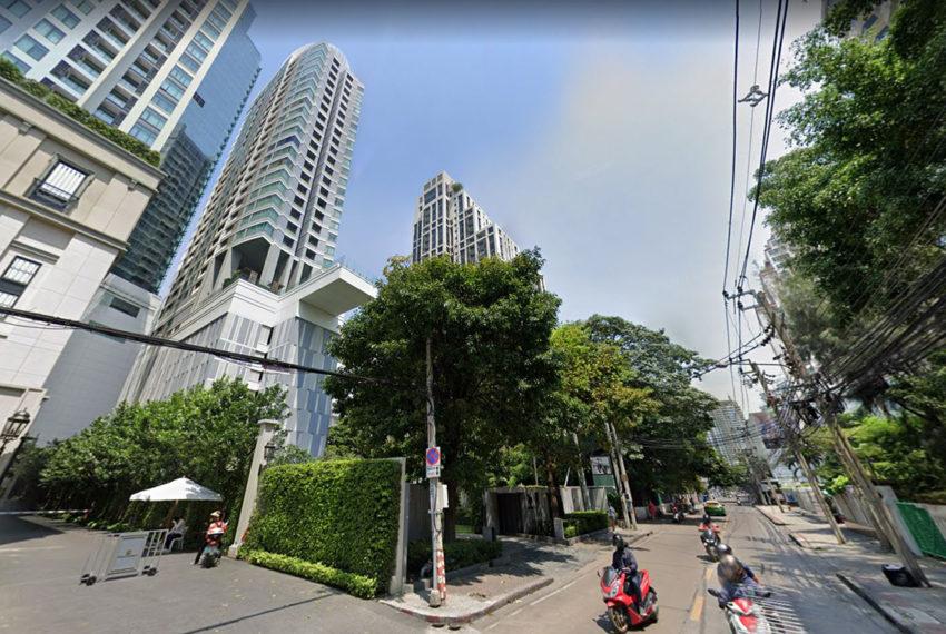 39 by Sansiri condominium - street view