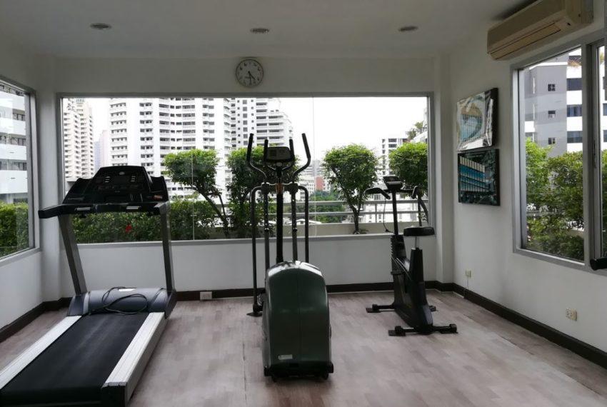 49 Plus Condominium - gym