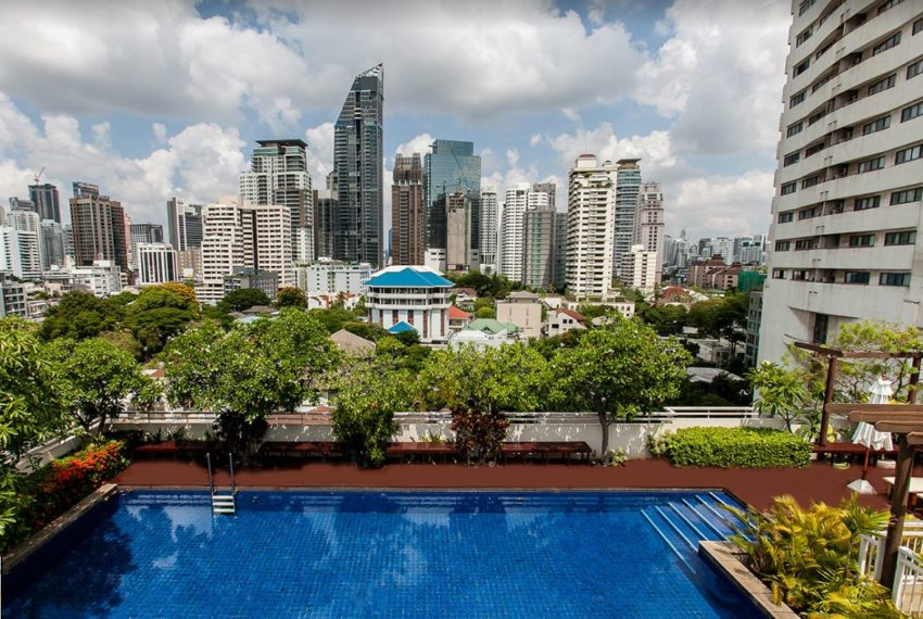 49 Plus Condominium - pool