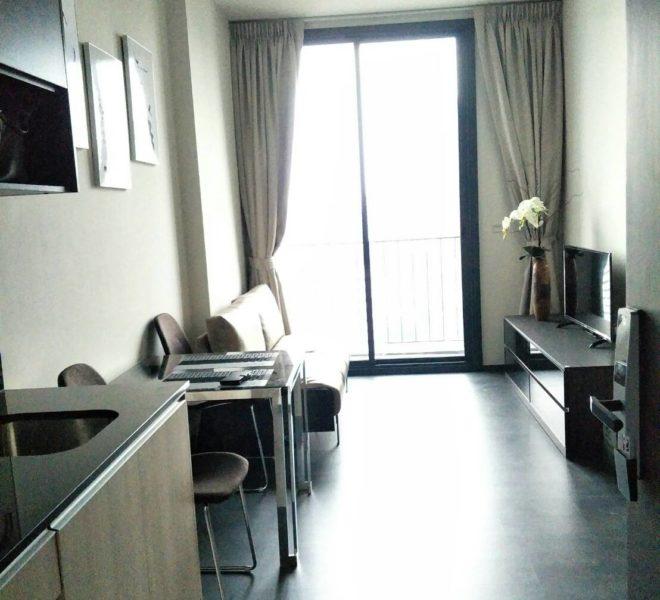 Apartment for sale near Sukhumvit MRT - 1-Bedroom - Mid Floor - Edge Sukhumvit 23