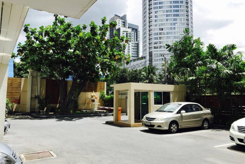 59 Heritage Sukhumvit Bangkok condominium - fixed parking slot
