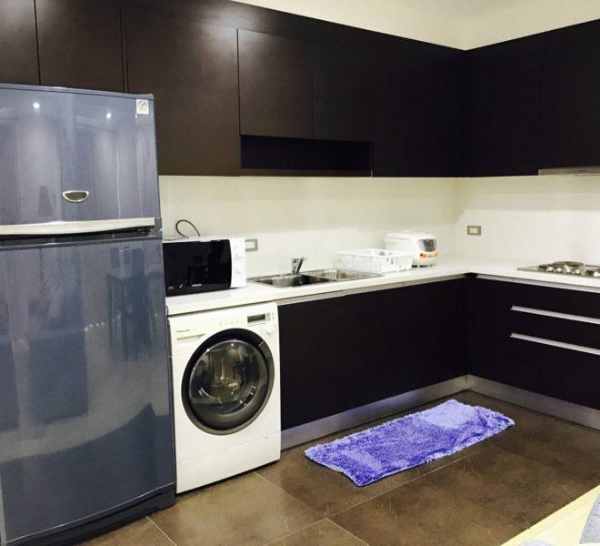 59 Heritage Sukhumvit Bangkok condominium - kitchen