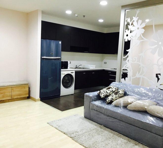 59 Heritage Sukhumvit Bangkok condominium - living room