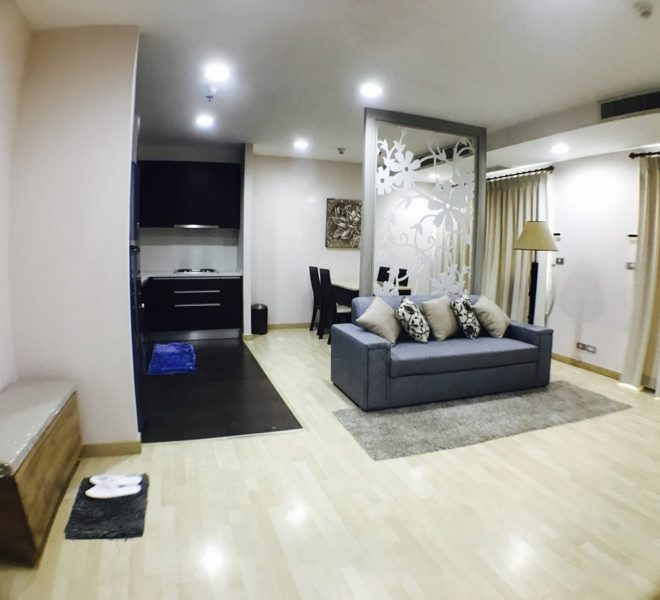 59 Heritage Sukhumvit Bangkok condominium - nicely decorated