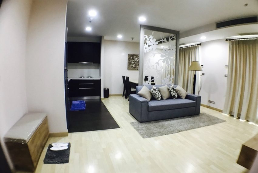 59 Heritage Sukhumvit Bangkok condominium - nicely decorated