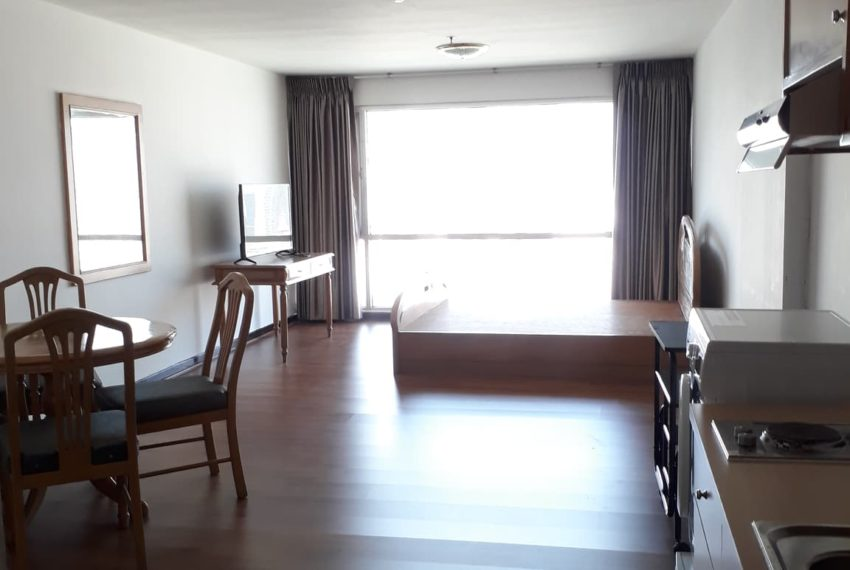 Apartment for sale at Sukhumvit 13 - Studio - 40 sqm - Sukhumvit Suite