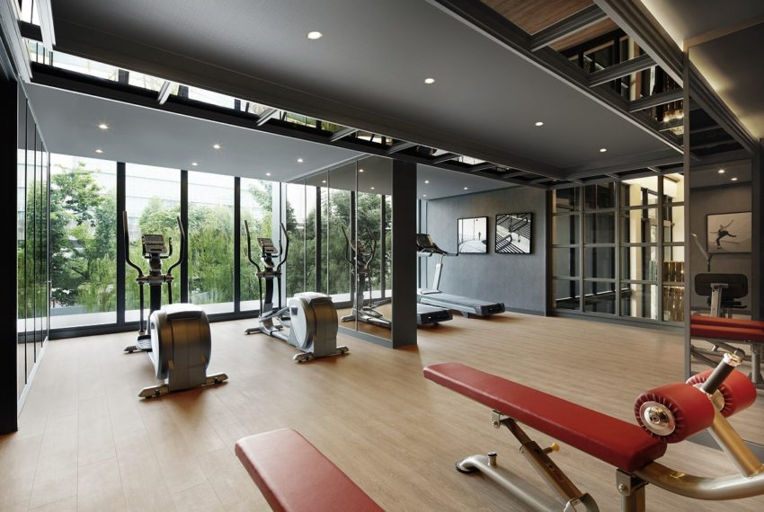 A Space ID Asoke-Ratchada - fitness