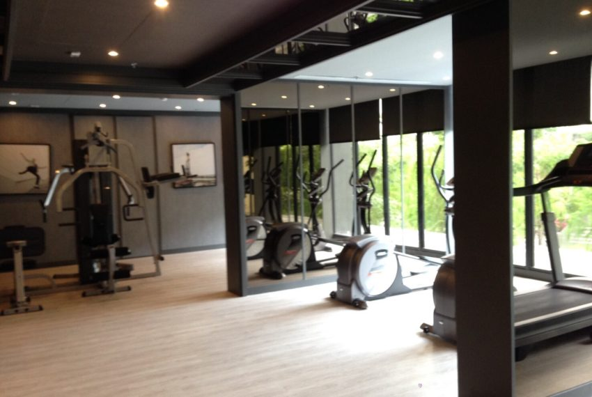 A Space ID Asoke-Ratchada - gym