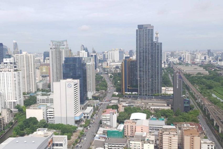Address Asoke 1bed 1bath_view