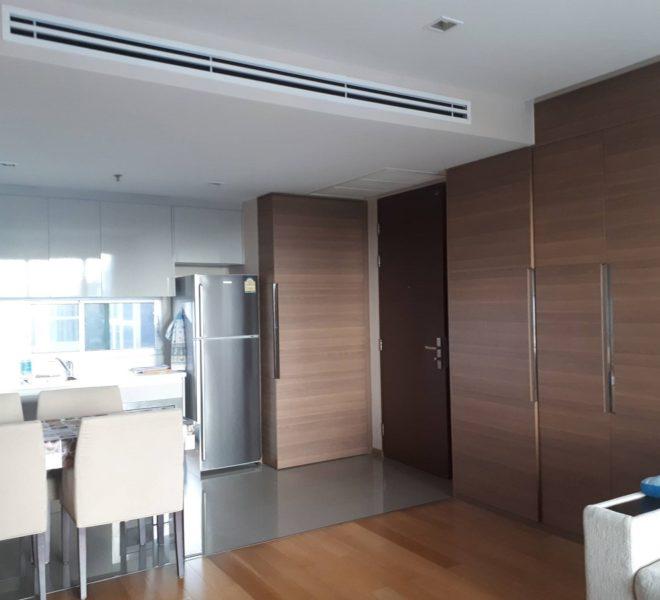 Address Asoke high floor for rent - dinning