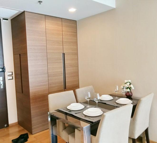 Flat for rent near Makkasan Airport Rail Link - 2 bedroom - high floor - The Address Asoke