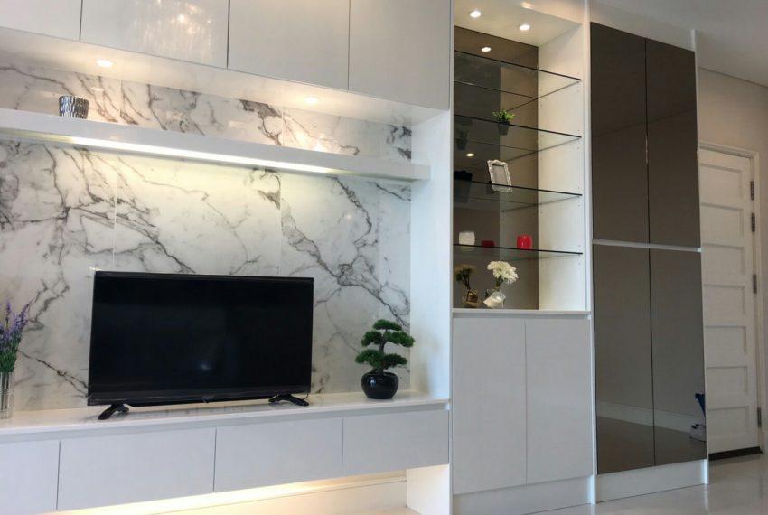 Aguston Sukhumvit 22 2bedroom for sale and rent - furnished