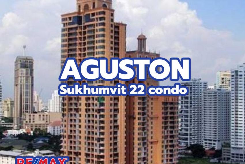 Aguston Sukhumvit 22 condominium - REMAX CondoDee