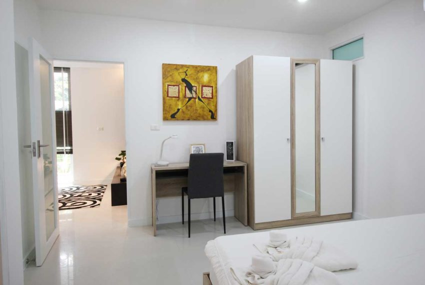 Apartment Phuket Vacation Home Deal in Kamala in The Trees Residence - bedroom 1