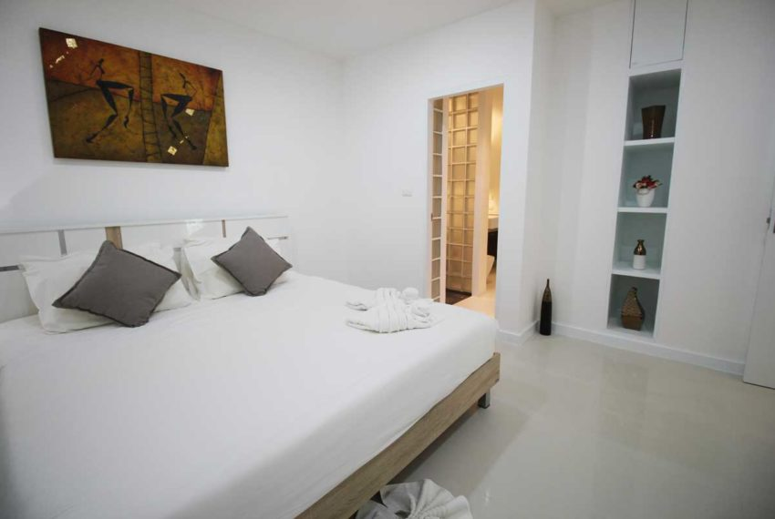 Apartment Phuket Vacation Home Deal in Kamala in The Trees Residence - bedroom 2