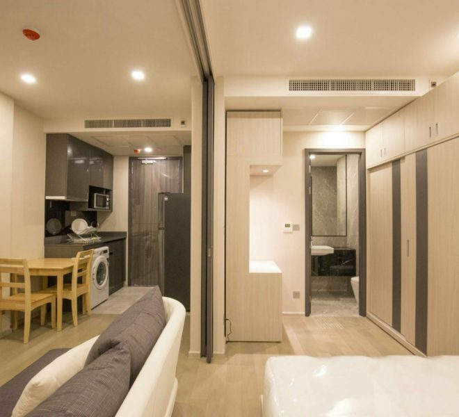 Apartment For Rent Near Sukhumvit MRT - Ashton Asoke - High Floor - 1 Bedroom