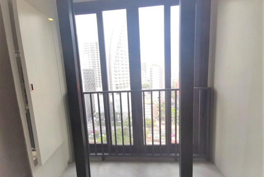 Ashton Asoke - For Sale - 1 bed 1 bath _Balcony