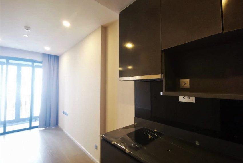 Ashton Asoke - For Sale - 1 bed 1 bath _Kitchen & Living room