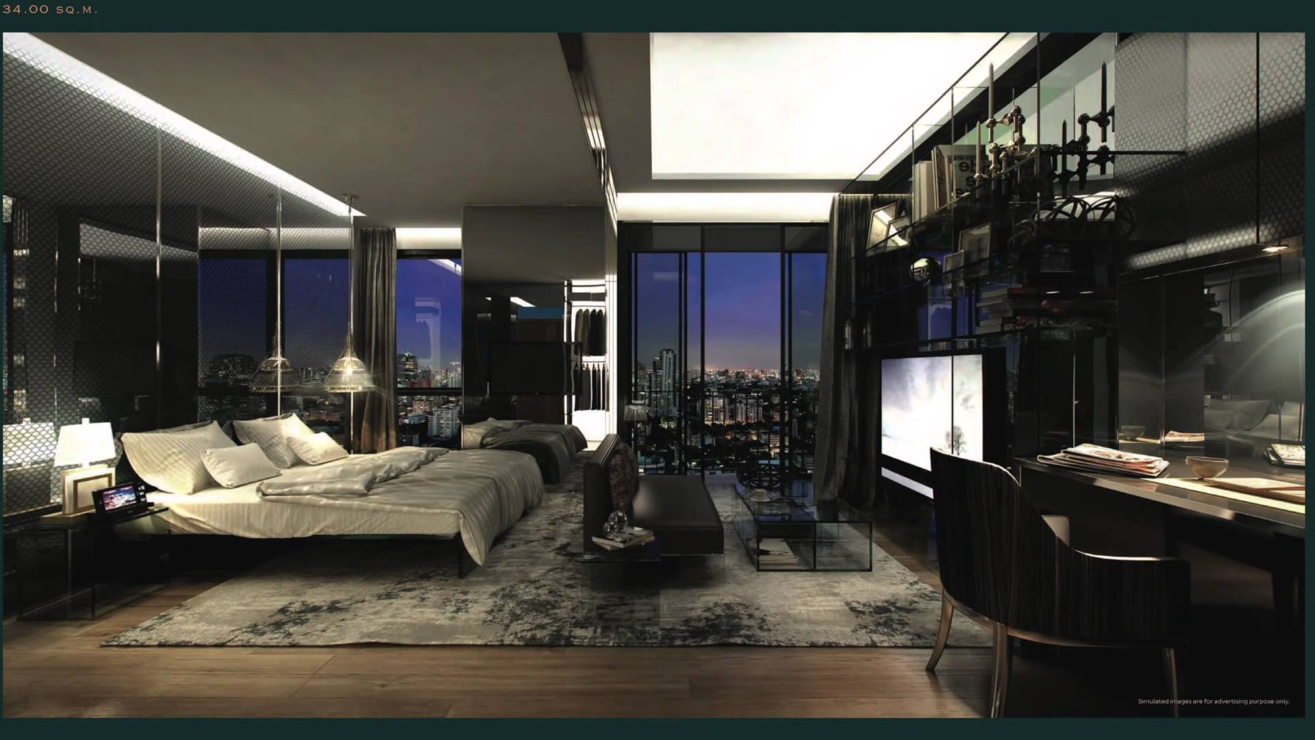 Luxury Condo In Asoke For Living Or Rental Yield Re