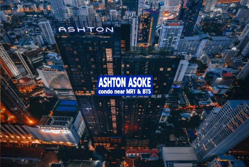 Ashton Asoke condo 2 - REMAX CondoDee