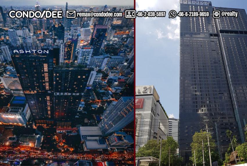 Ashton Asoke condo - REMAX CondoDee