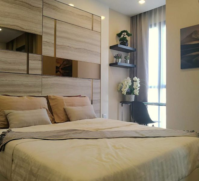 Condo for rent near Terminal 21 - high floor - Ashton Asoke Condominium
