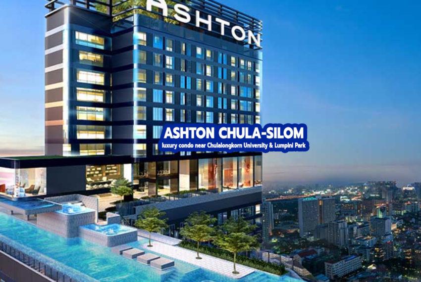Ashton Chula Silom - REMAX CondoDee