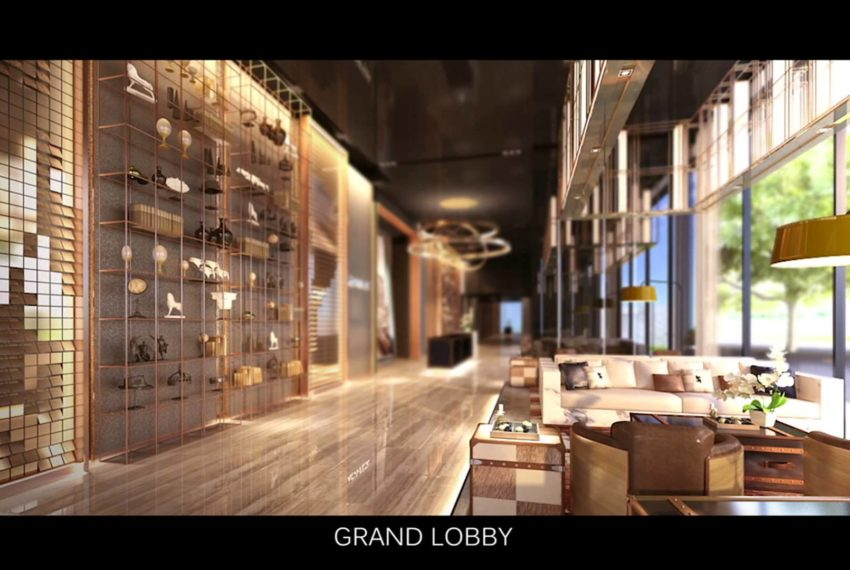 Ashton Chula Silom by Ananda - grand lobby