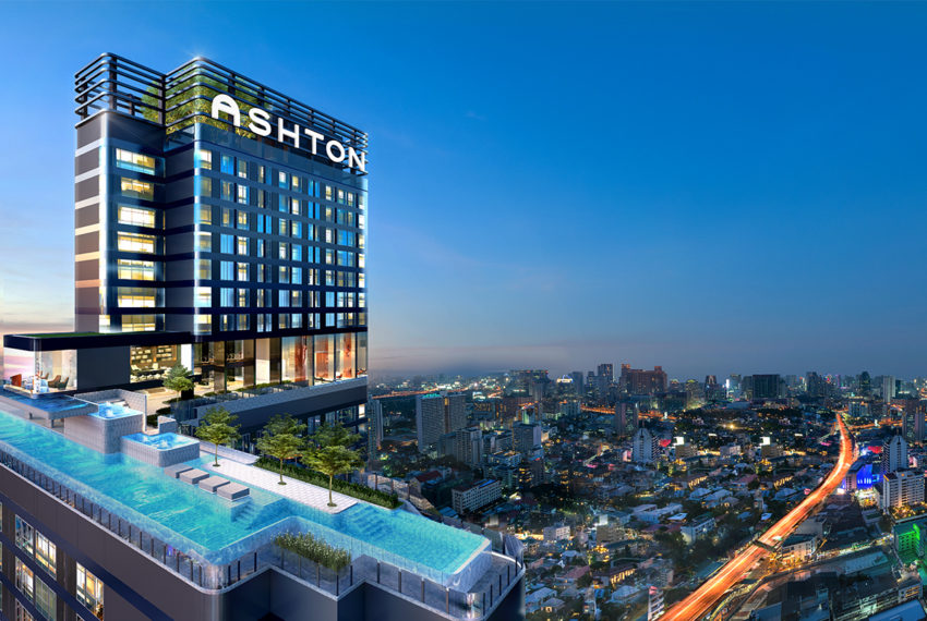 Ashton Chula Silom by Ananda - high rise